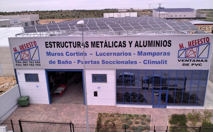 Taller Metalúrgicas Hefesto